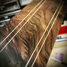String Inlay detail